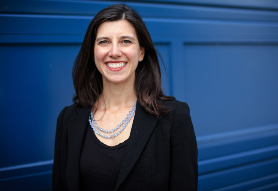 caption: Jessyn Farrell is a candidate for Seattle mayor in the 2021 primary election.