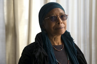 Alice Walker at KUOW on October 4, 2018