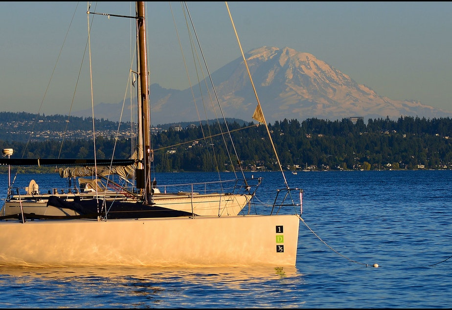 Lake Washington is heating up because of climate change