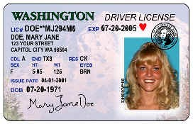 Kuow Checks Licenses Lawmakers - Wash Citizenship For Want Driver's