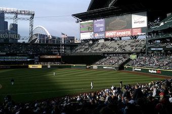 Safeco Field in Seattle