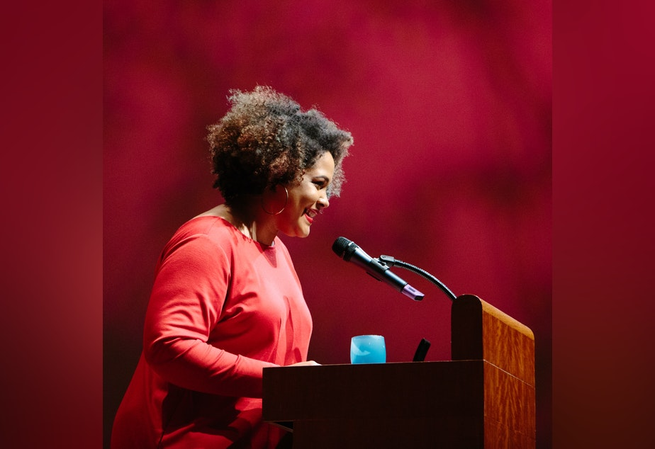 Ijeoma Oluo at Benaroya Hall