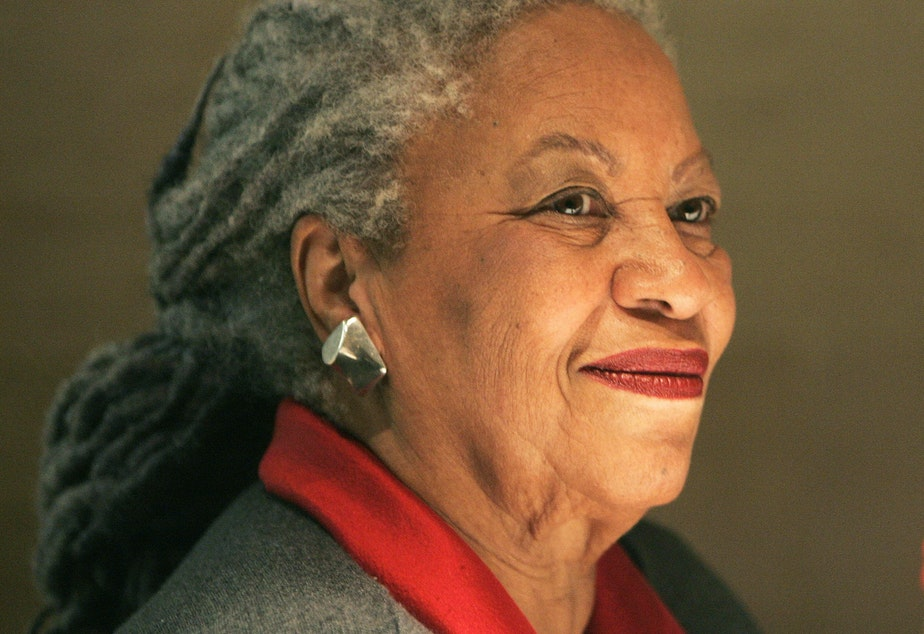Toni Morrison was the author of <em>Beloved, </em><em>Song of Solomon </em>and <em>The Bluest Eye.</em> She was awarded the Nobel Prize in Literature, the Pulitzer Prize for Fiction, and the Presidential Medal of Freedom.