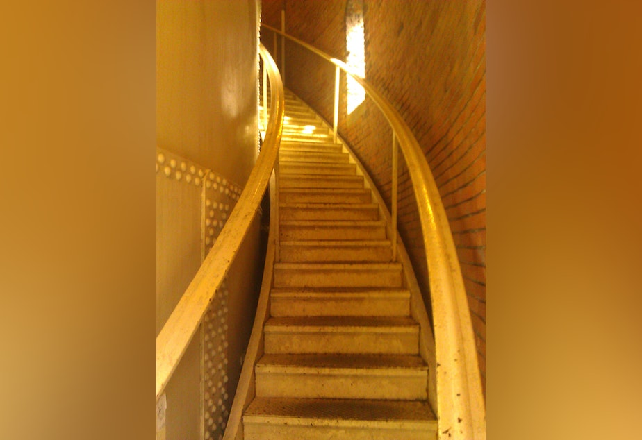 KUOW - The Hidden Legacy Of Seattle Stairways
