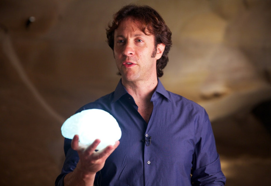 caption: David Eagleman