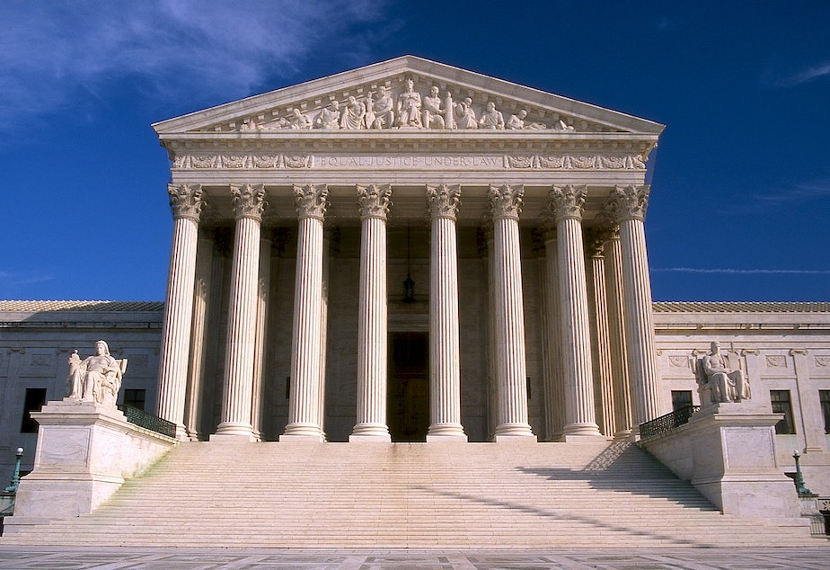 Step of the US Supreme Court