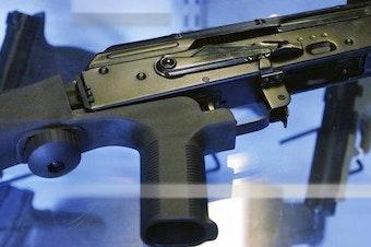 KUOW - guns