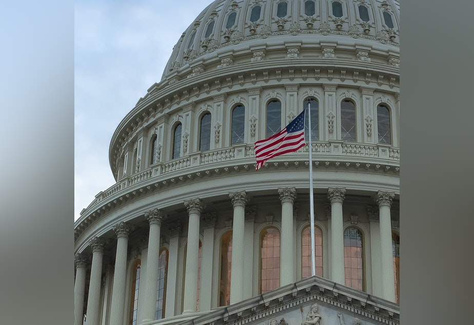 KUOW - House Passes Second Gun Background Check Bill In As