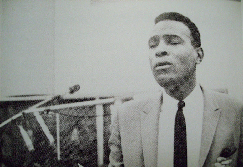 caption: The OG crooner, Marvin Gaye.
