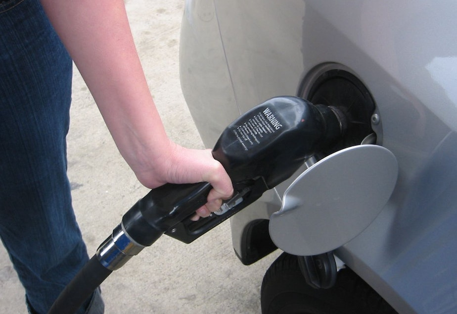 Washington drivers currently pay a gas tax every time they pump, but the state is considering a new option to fund roads projects.