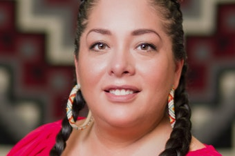 Abigail Echo-Hawk, director of the Urban Indian Health Institute in Seattle