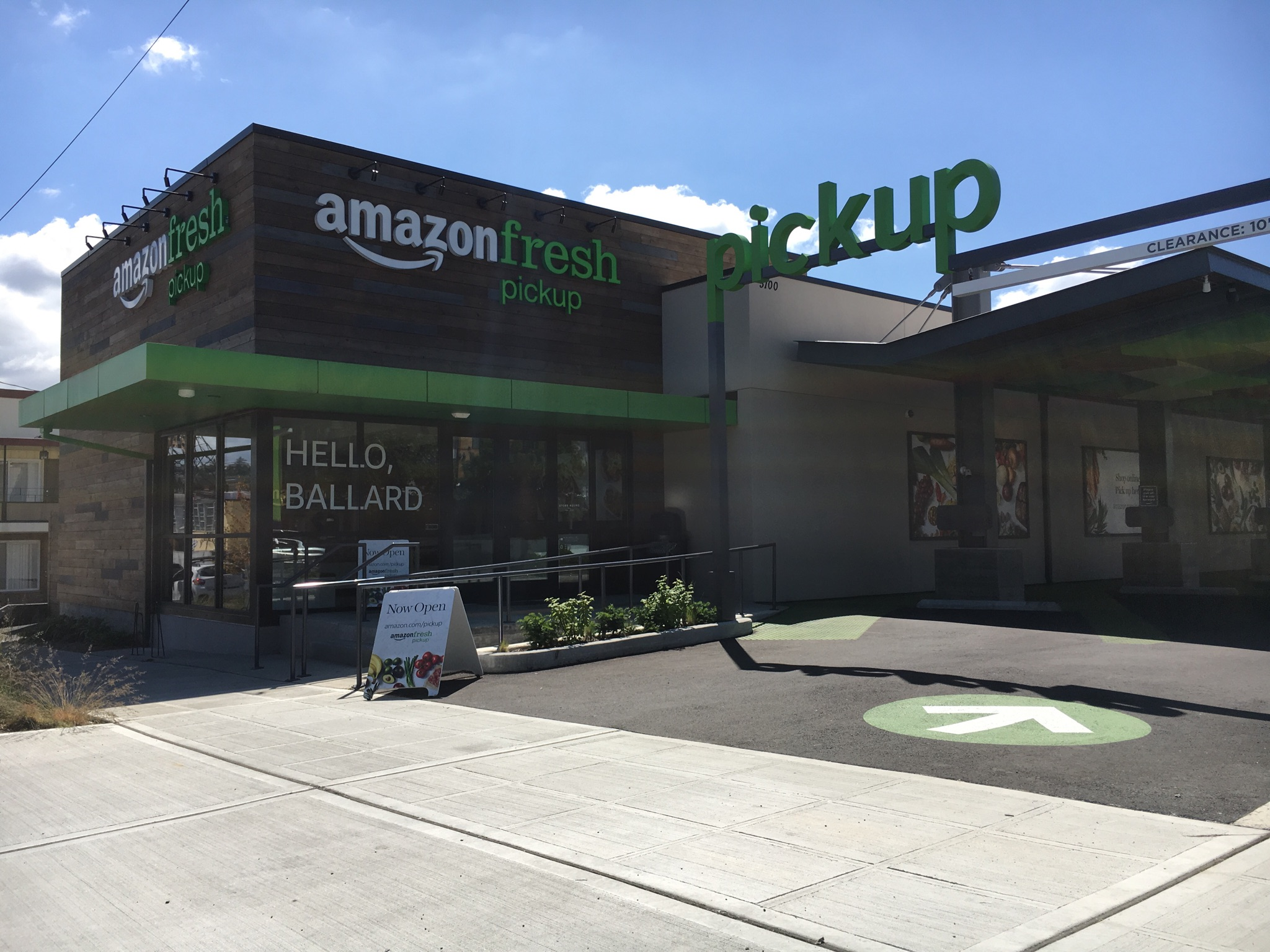 kuow - what amazonfresh means for traditional grocery stores