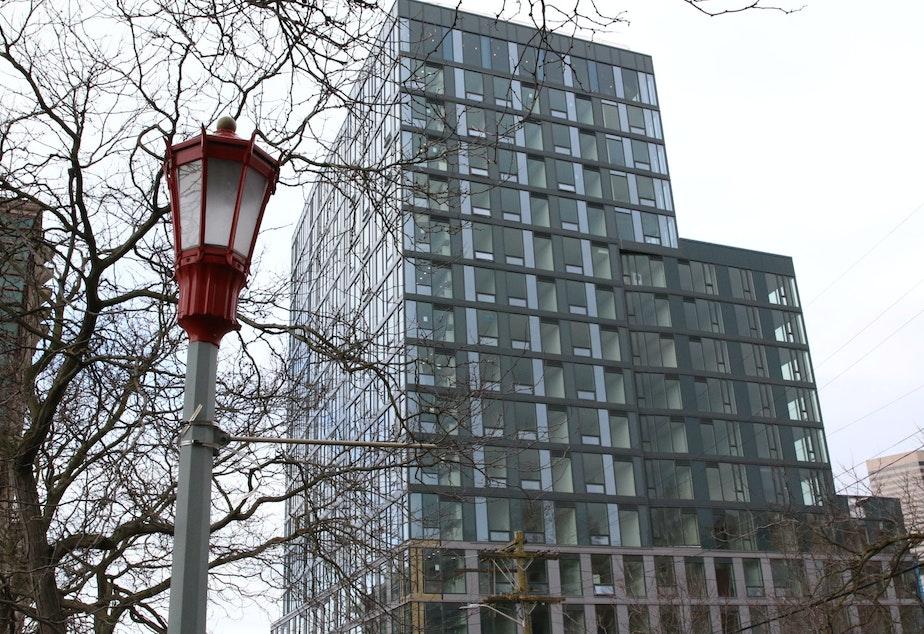 caption: KODA Condominiums, Seattle