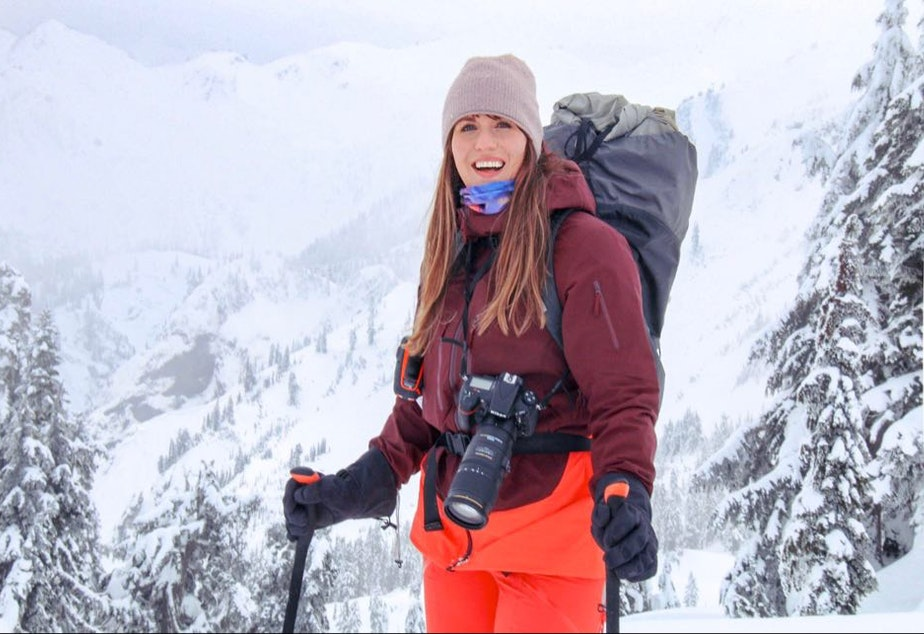Meghan Young of Pacific Northwest Outdoor Women