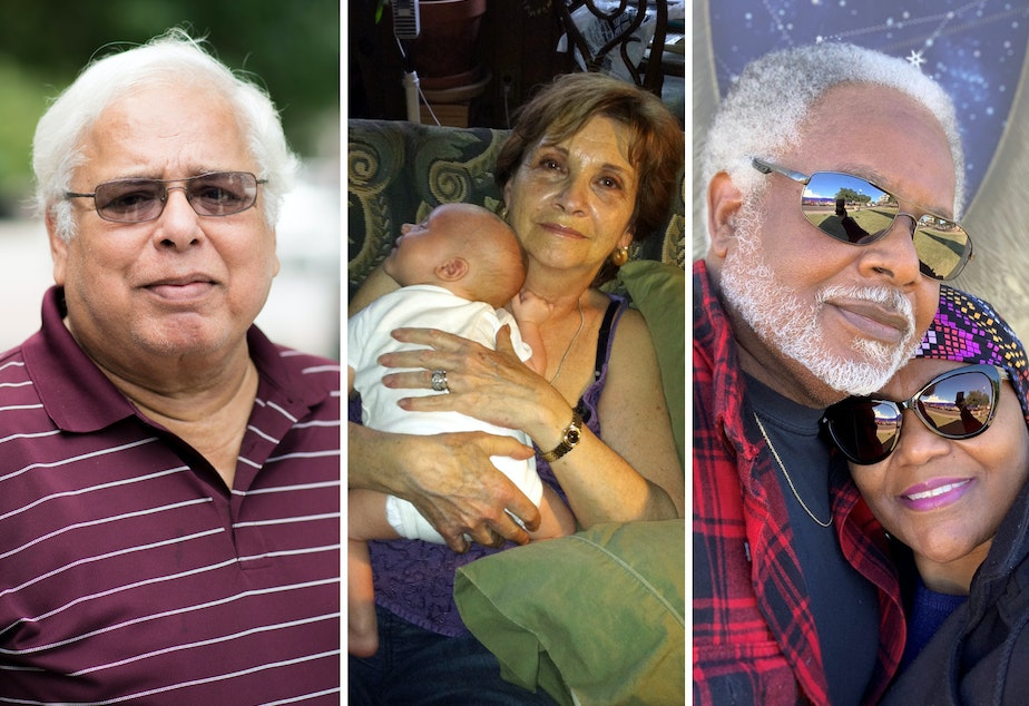 A few of the nearly 500,000 people who have died from COVID-19 in the U.S.