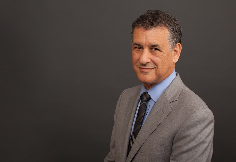 caption: Author and neuroscientist Daniel Levitin