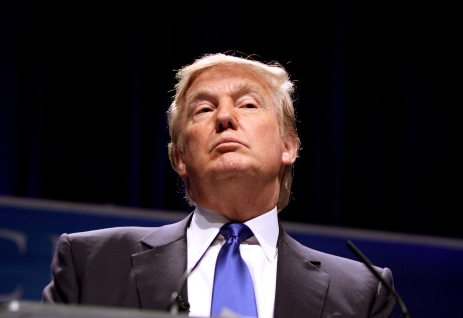 Donald Trump is coming to Lynden, Wash.