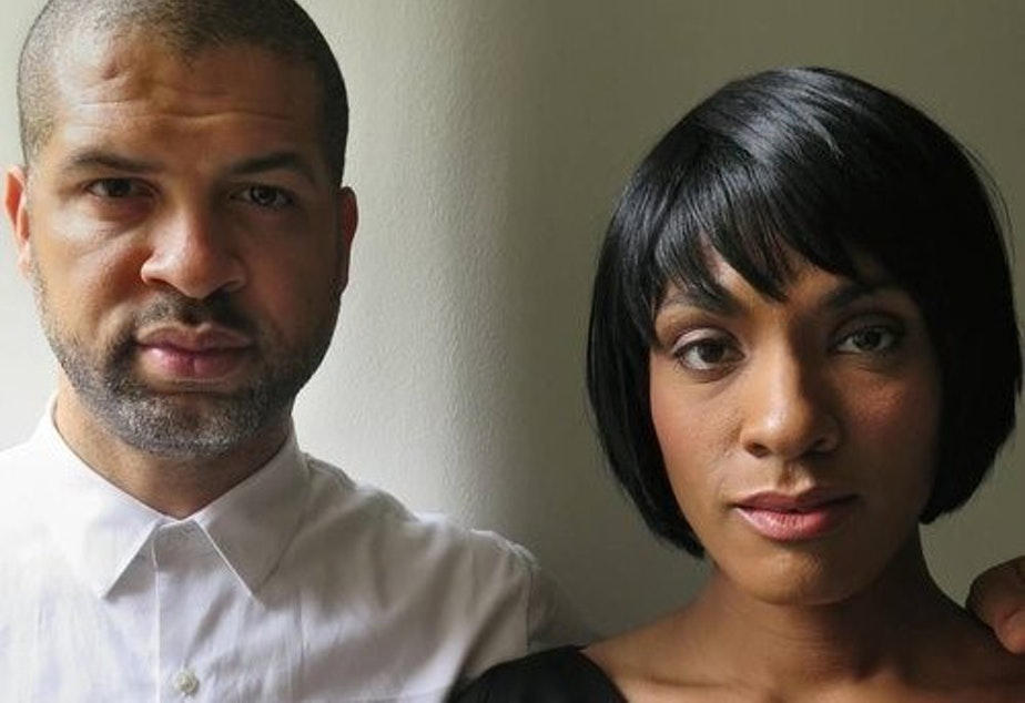 caption: Jason Moran and Alicia Hall Moran think deeply about how the past is preserved and kept vital through music and culture.