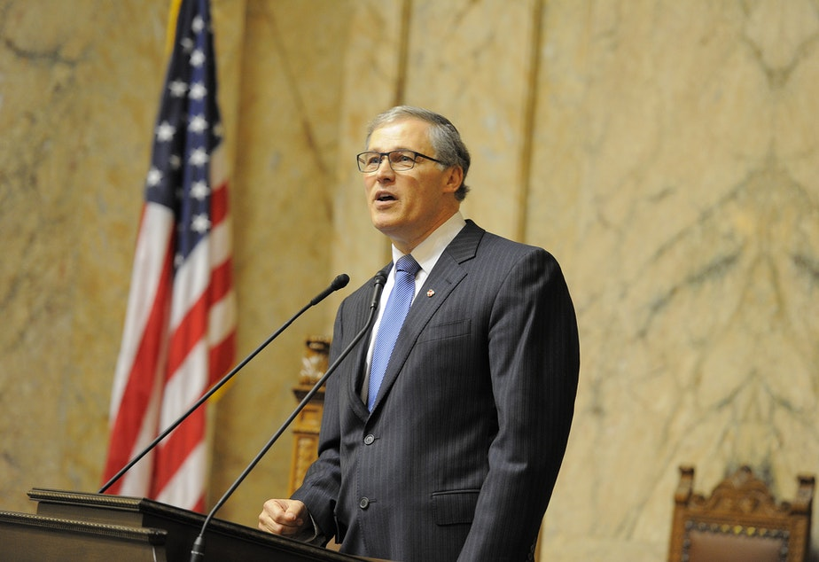 Governor Jay Inslee.