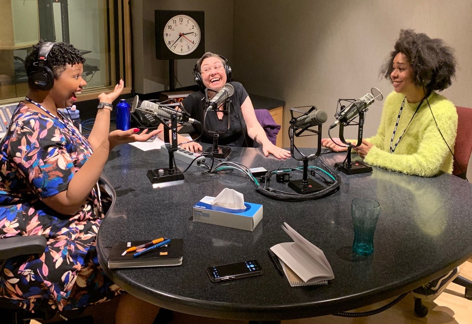 Keita H. Williams, Jeannie Yandel, and Eula Scott Bynoe answer listener questions on this bonus episode of Battle Tactics for Your Sexist Workplace.