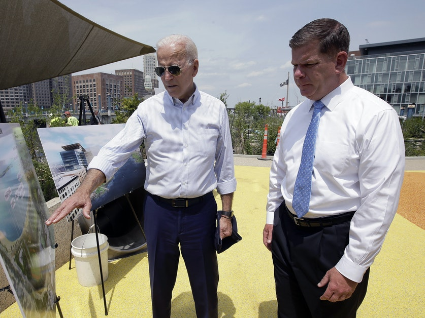 KUOW - Biden To Tap Boston Mayor Marty Walsh As Labor ...