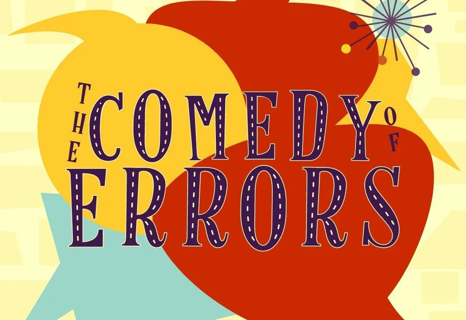 caption: Seattle Shakespeare Company's The Comedy of Errors