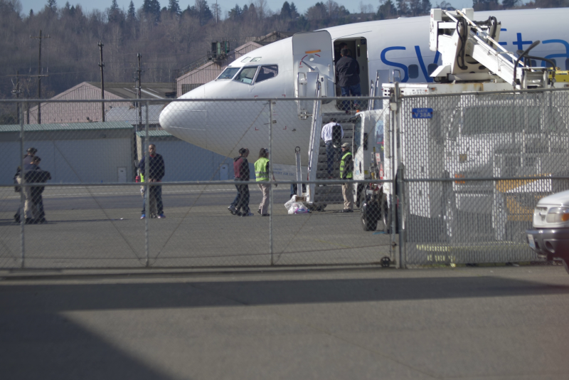 Two Washington airports risk millions in funding if they don't cooperate with ICE