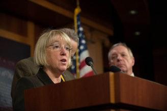 Washington Senator Patty Murray