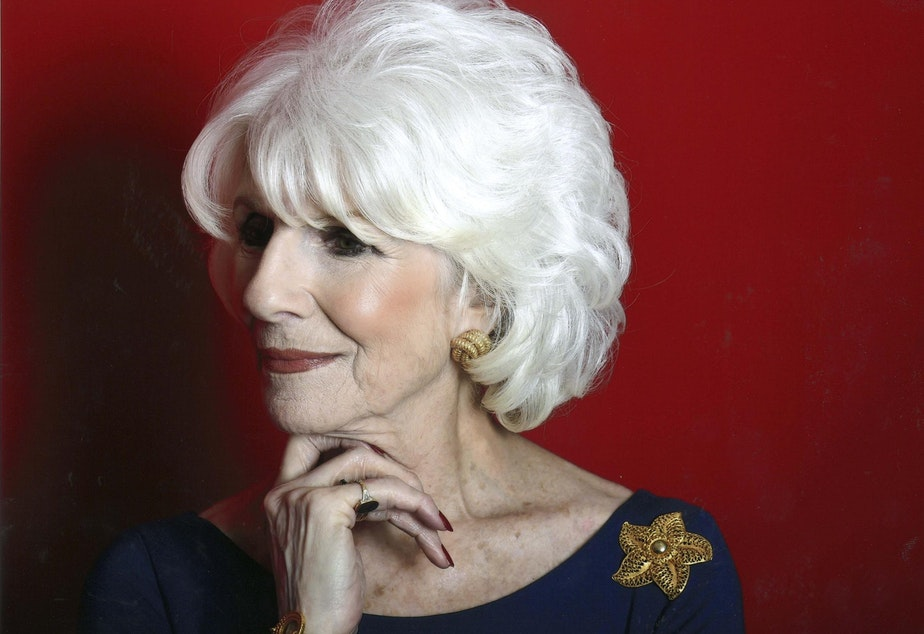 caption: Diane Rehm