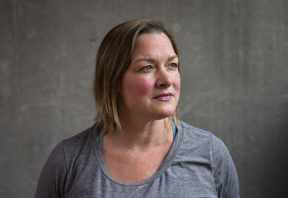 Sara Rankin, director of Seattle University's Homeless Rights Advocacy Project.