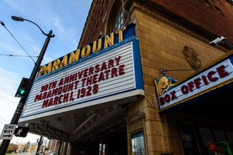 Seattle's Paramount Theater is home to Broadway at the Paramount, a series of touring Broadway musicals.