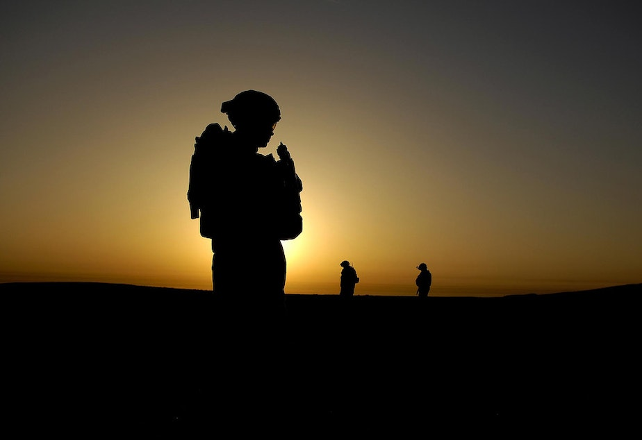 Women in the Army and enlisted soldiers were more likely to attempt suicide, a study found.