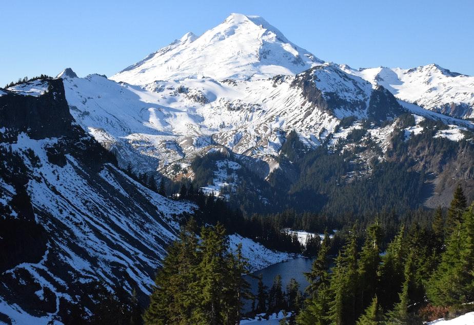 File photo: Mount Baker