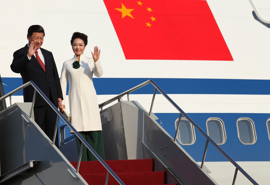 Chinese President Xi Jinping visits Bali, Indonesia for the 2013  Applied Power Electronics Conference.