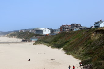 Newport's Nye Beach neighborhood has the city's highest concentration of short-term vacation rentals.