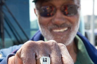 James Turner, Metro's Transit Operator of the Year, has been driving buses for 35 years.