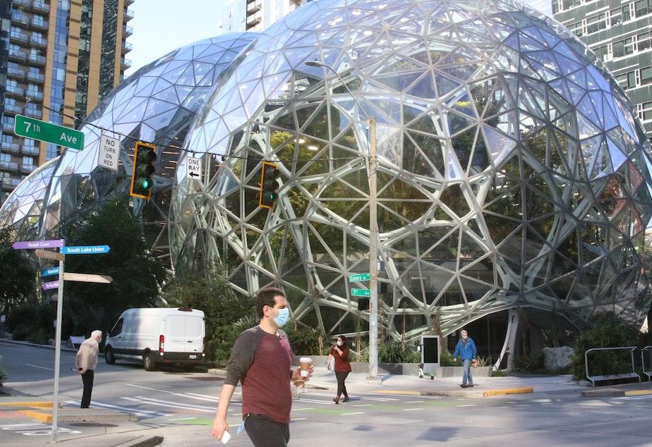 Amazon Spheres 2