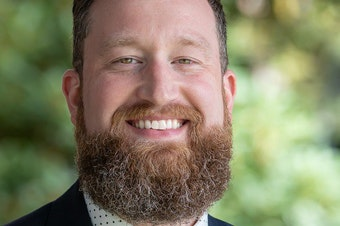 Washington state's 2019 Teacher of the Year, Robert Hand.