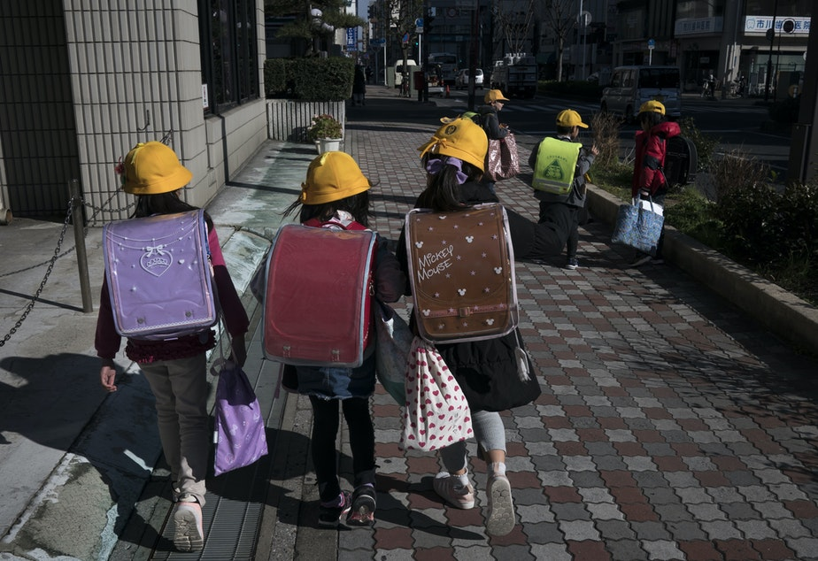 Kuow Coronavirus Update Japan Is Closing All Its Schools For A Month