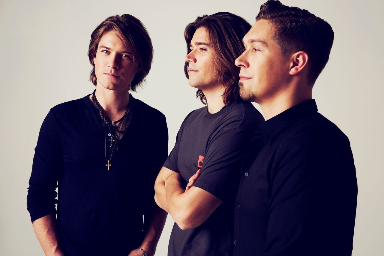 '90s Pop Sensation Hanson Is Still Going Strong After More Than 25 Years