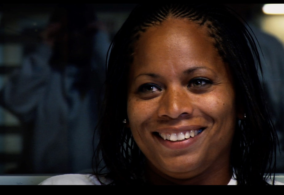 Andrea Harding-Altheimer created empowerment and support programs for women inmates during her 20 years in prison.