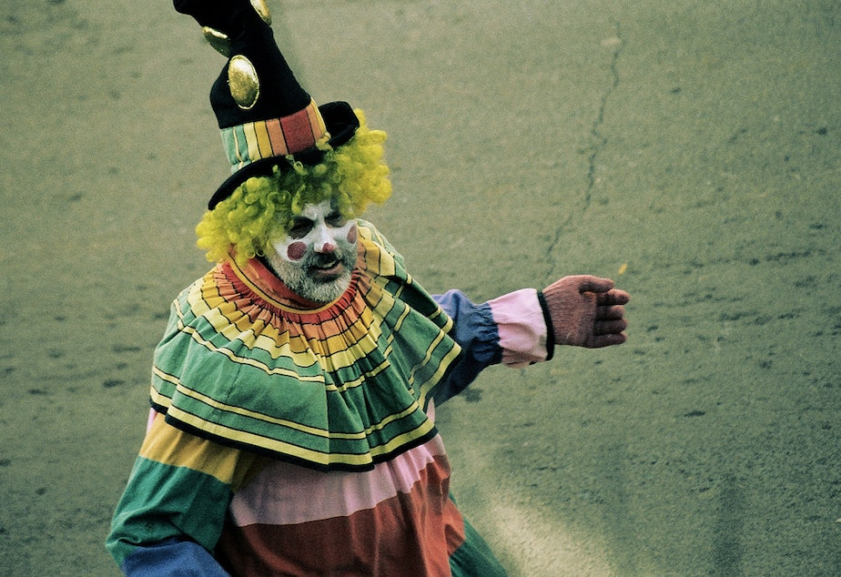 Do you suffer from coulrophobia?