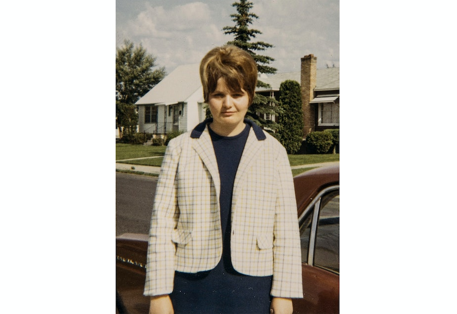 caption: Susan Galvin moved to Seattle from Spokane in 1966. She was found murdered in Seattle on July 13, 1967.