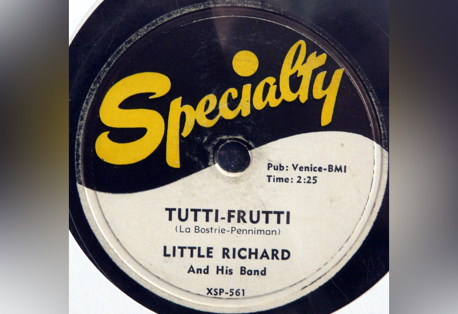 You may know the lyrics to the Little Richard song as, 'Trutti Frutti, Oh Rutti' but the original lyrics were 'Trutti Frutti, Good Booty.'