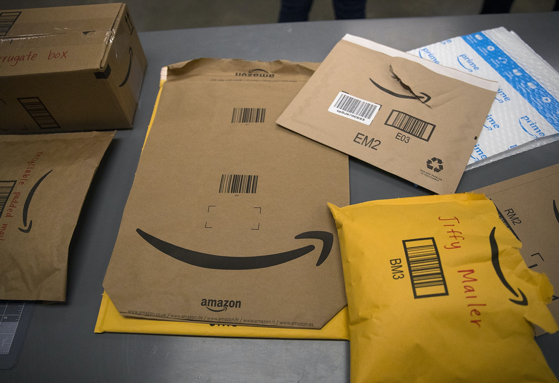 The Push to Make Amazon a Better Corporate Citizen