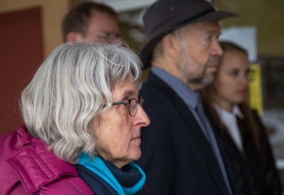 Annette Klapstein is a retired attorney, knowing that the legal consequences for her action could have been years in prison and a high financial penalty.