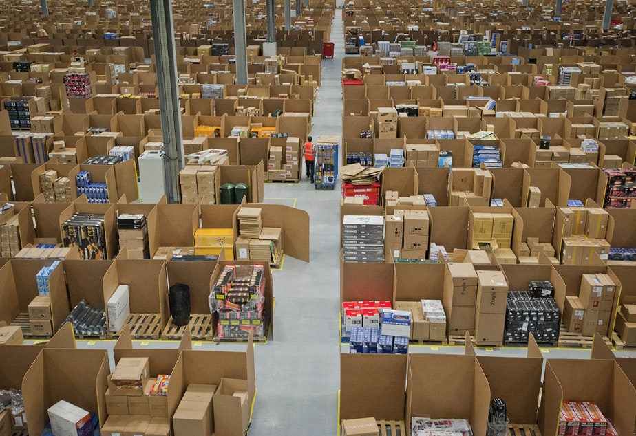 Retail giant Amazon is raising its minimum wage to more than double the federal wage.