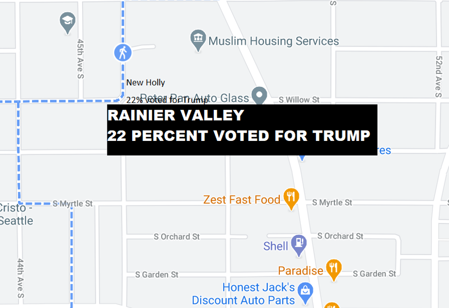 Xrainier Valley