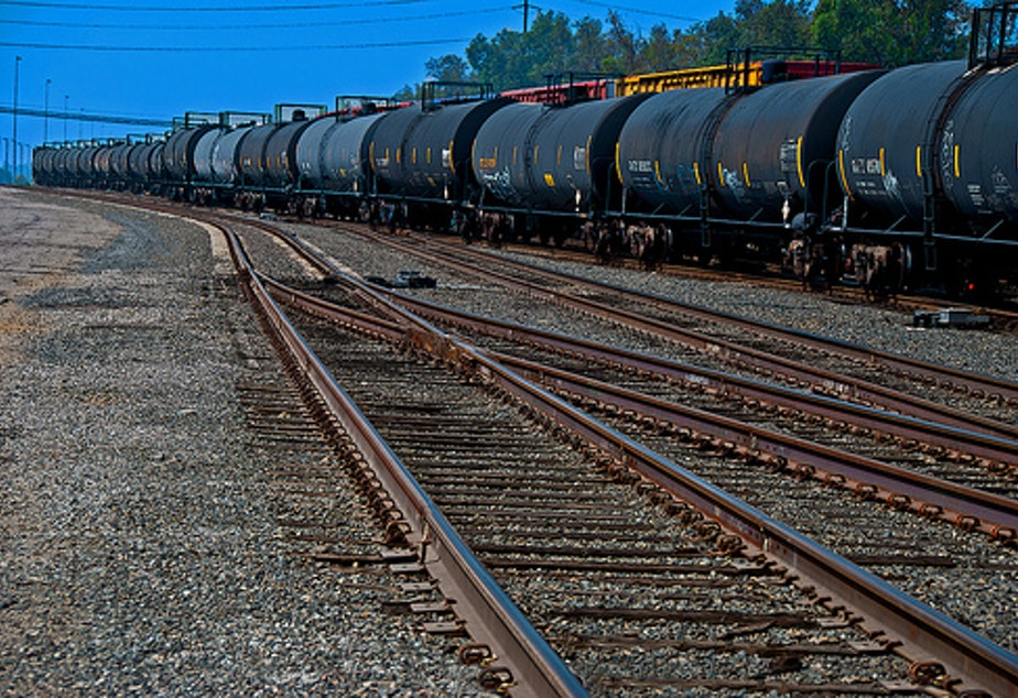 A small percentage of trains carrying hazardous materials are inspected as they move through Oregon and Washington. Safety advocates and legislators are more concerned about what federal regulations allow than the fewer than 1 percent of cars found with safety violations.