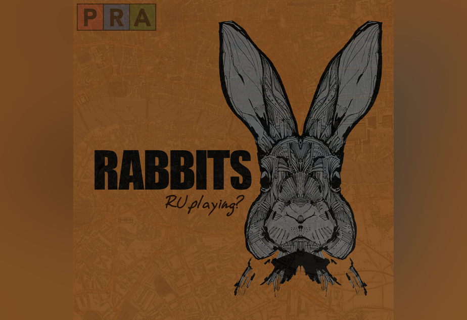 Rabbits, a fiction podcast produced in Seattle by the Public Radio Alliance.
